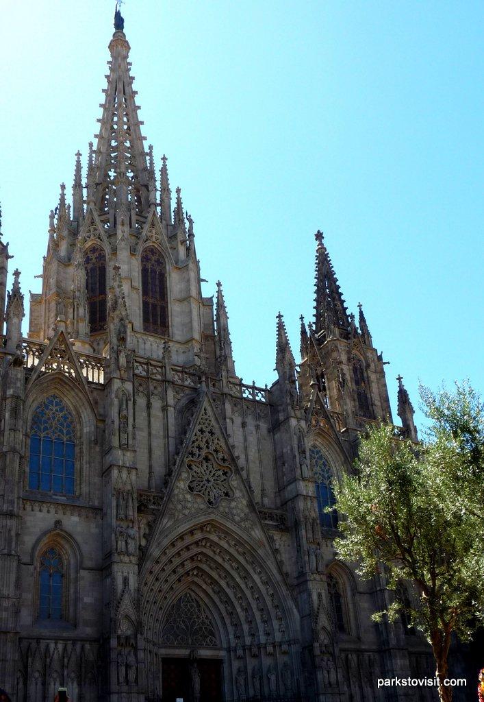 Catedral de Barcelona, Barcelona