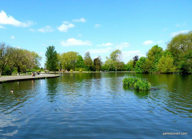 Platt Fields Park, Fallowfield, Manchester