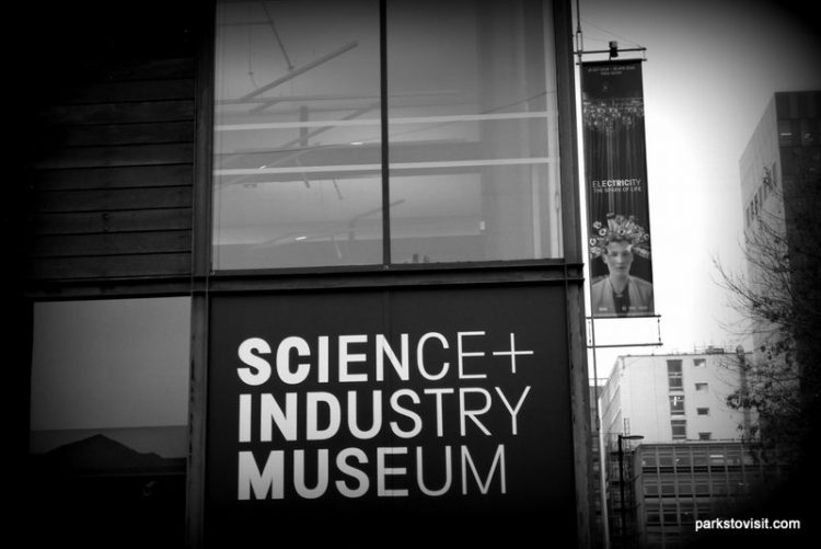 Science and Industry Museum, Manchester