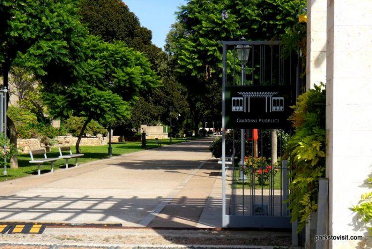 Giardini Pubblici, Cagliari