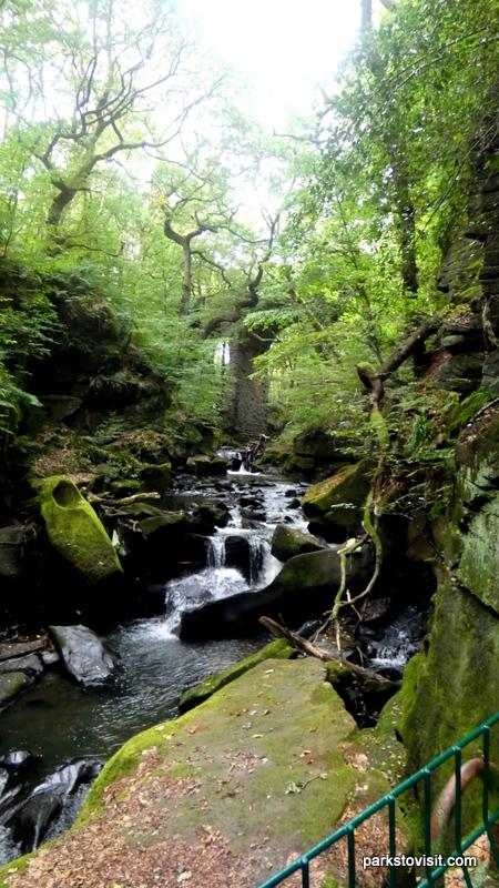 Healey Dell Nature Reserve, Rochdale